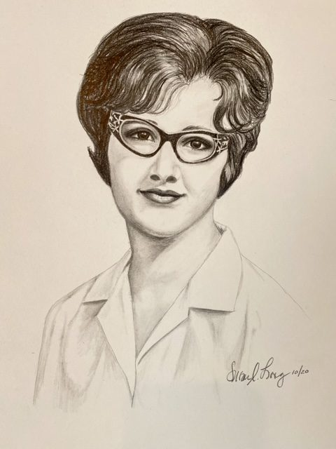 Susan Long, My Beautiful Lady