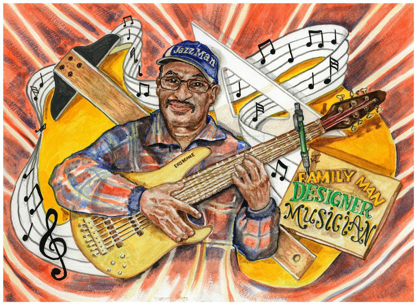 John Campbell, Jazzman